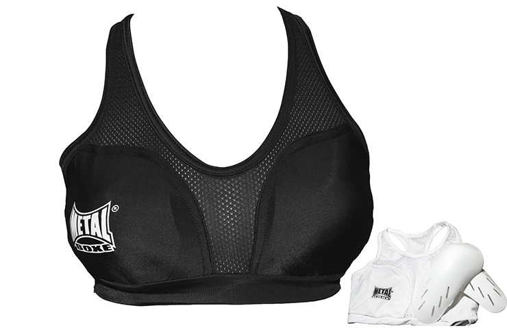 Woman bosom protector - MB691, Metal Boxe