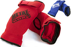 Elbow Pads, Metal Boxe MB230