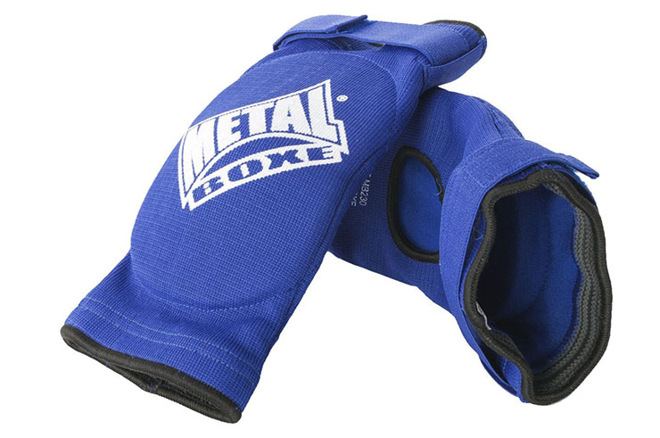Elbow pads, Colors - MB230, Metal Boxe