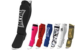Shin & Step Pads - MB153, Metal Boxe
