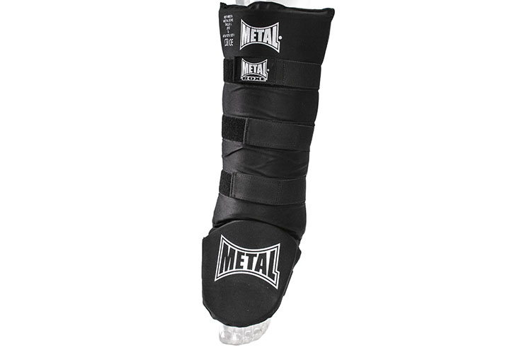 Shin & Step Pads - MB219, Metal Boxe