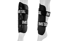 Shin Pads , Metal Boxe MB211