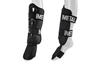 Shin and Step Pad, Removable, Metal Boxe MB210