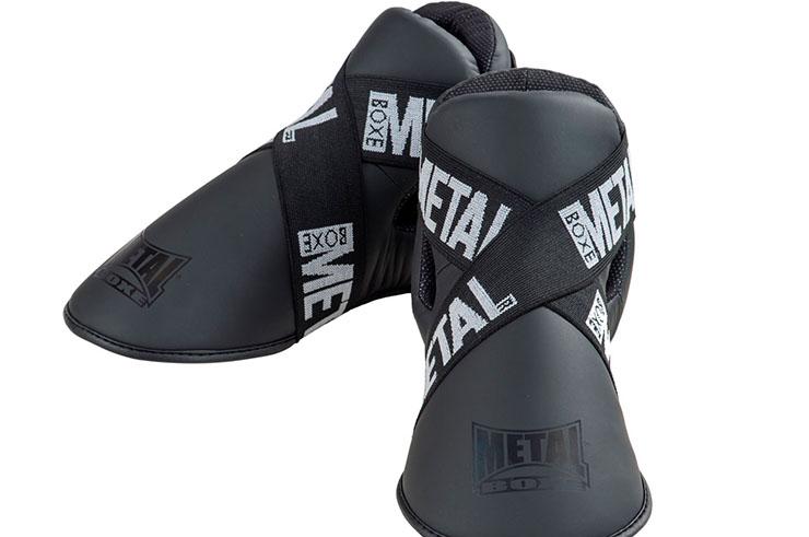 Protector pies, Competición - MB167, Metal Boxe