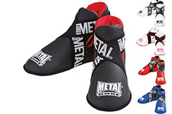 Protège Pieds Full Contact, Metal Boxe MB165