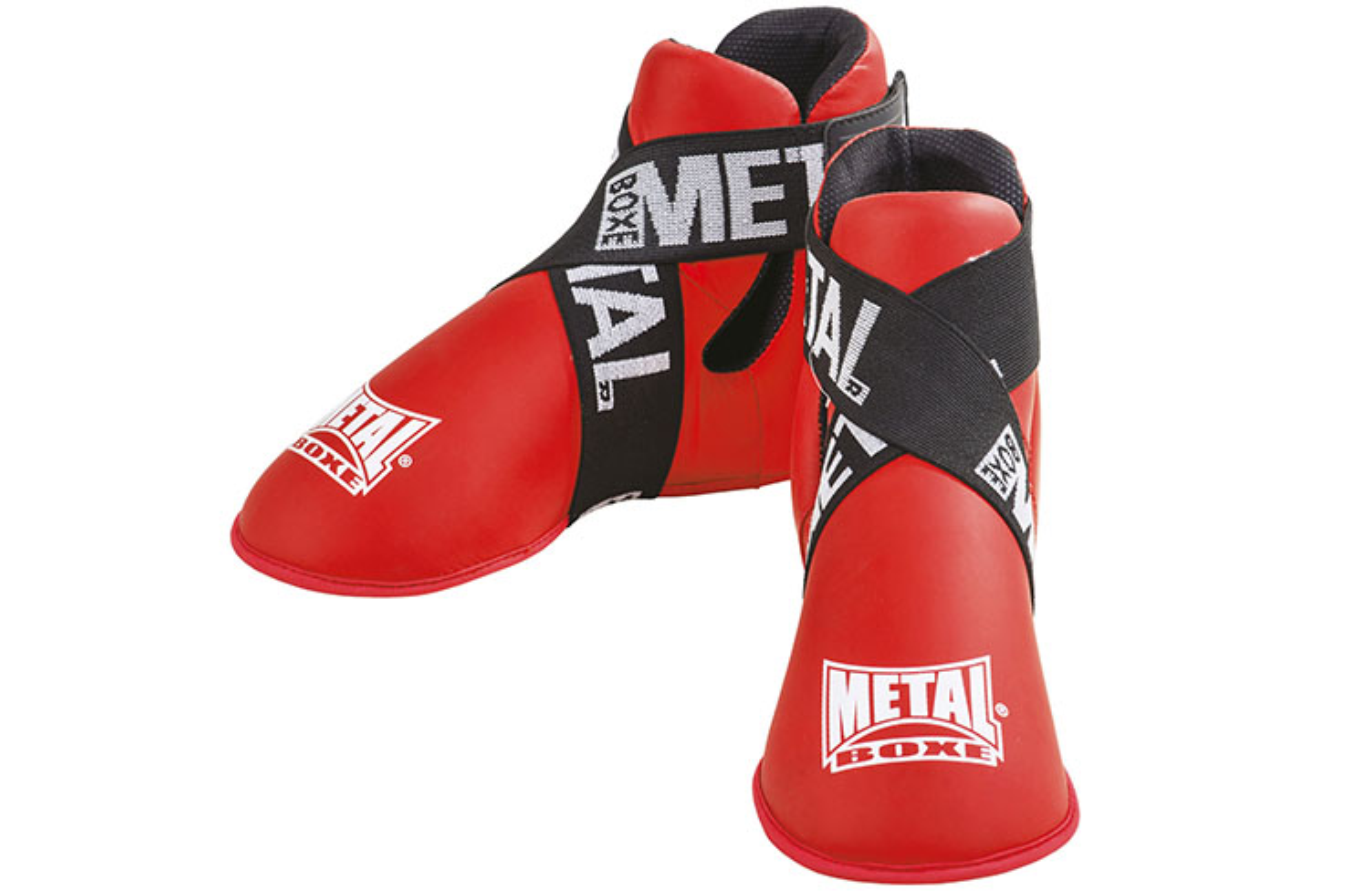 Protector pies, Full Contact - MB165, Metal Boxe