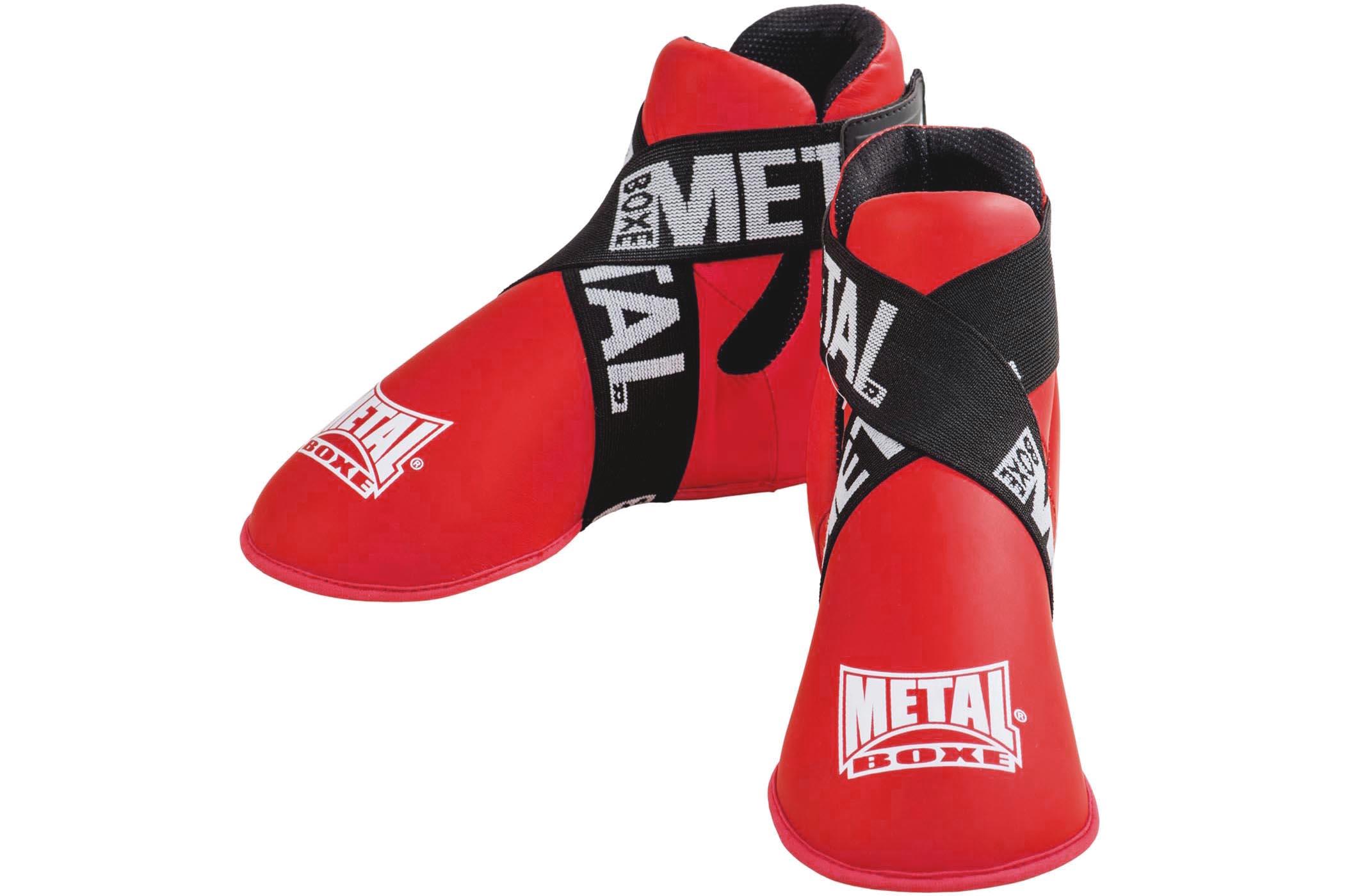 Step Pads, Full Contact - MB165, Metal Boxe