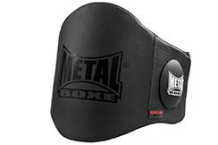 Cinturón abdominal - MB228A, Metal Boxe