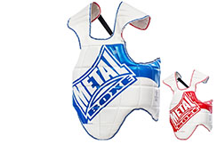 [Destock] Multi-Boxing Chest Protector, Reversible - MB144, Metal Boxe