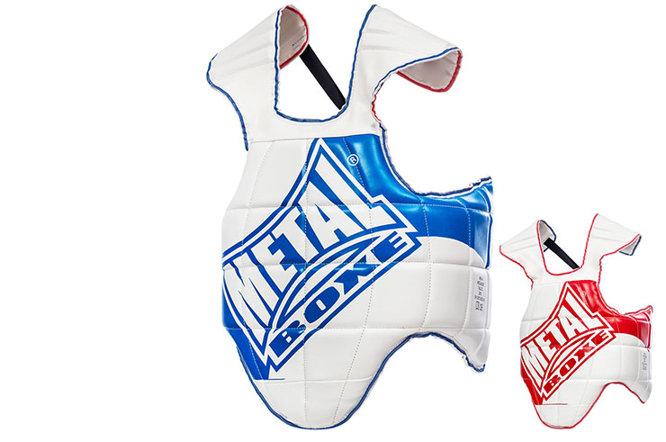Multi-Boxing Chest Protector, Reversible - MB144, Metal Boxe