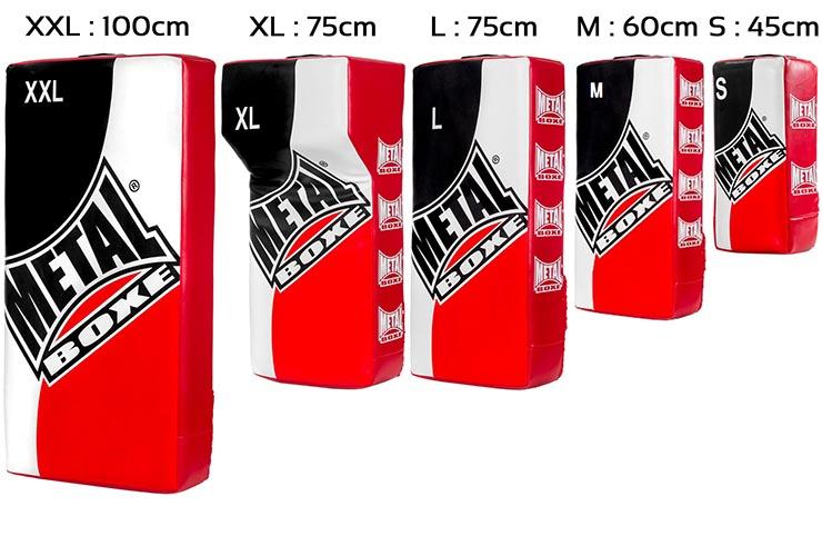 Bouclier de frappe - MB900, Metal Boxe