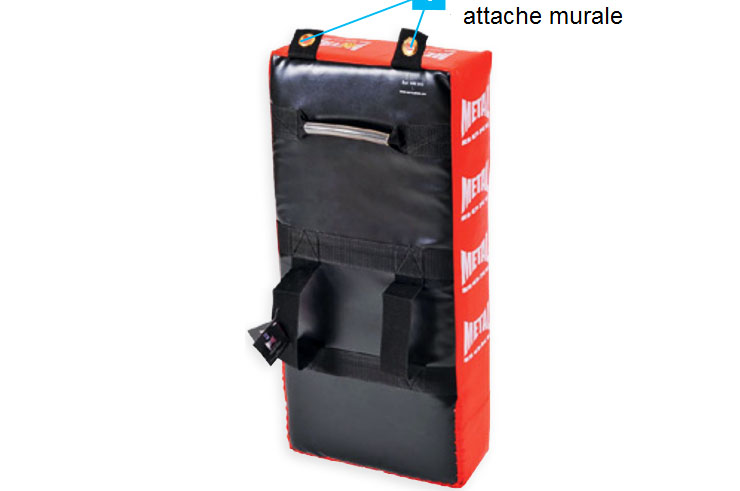 Escudos de Golpeo, Metal Boxe MB900
