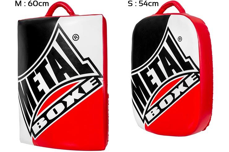 Escudo 'Low Kick', Metal Boxe MB322
