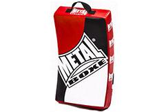 Escudo Curvo de Talla Media, Metal Boxe MB171