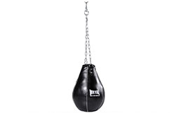 Uppercut speed bag, Leather - MB525, Metal Boxe