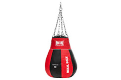 Uppercut Speed bag Punching Pad, Filled, Metal Boxe MB313