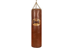 Punching bag, Exceptional leather, JUPITER - MB317, Metal Boxe