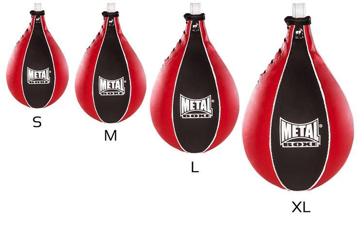 Speed Bag - MB168, Metal Boxe