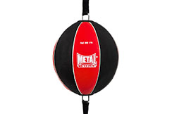 Double elastic speed bag - MB170, Metal Boxe