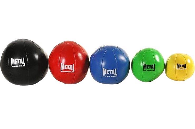 Bola Medicinal, Metal Boxe MB323