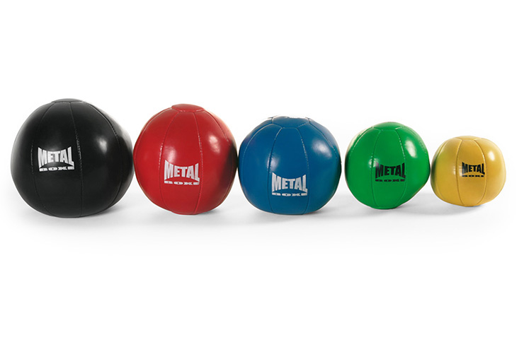 Medecine ball classique - MB323, Metal Boxe