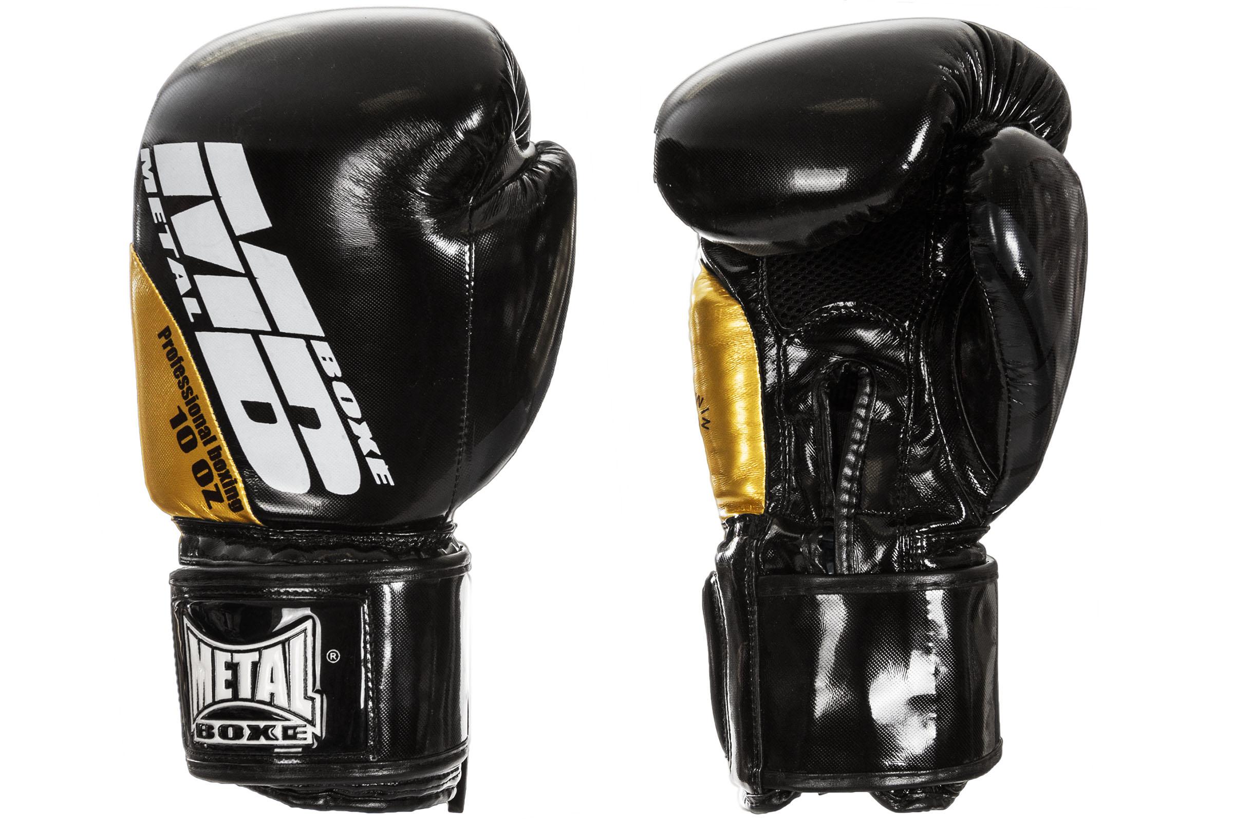 212b0bdafdb7 Destock  Gants de Compétition MB777, MetalBoxe - DragonSports.eu