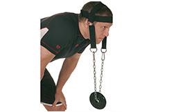Neck-Sport, Muscular development - MB2011, Metal Boxe