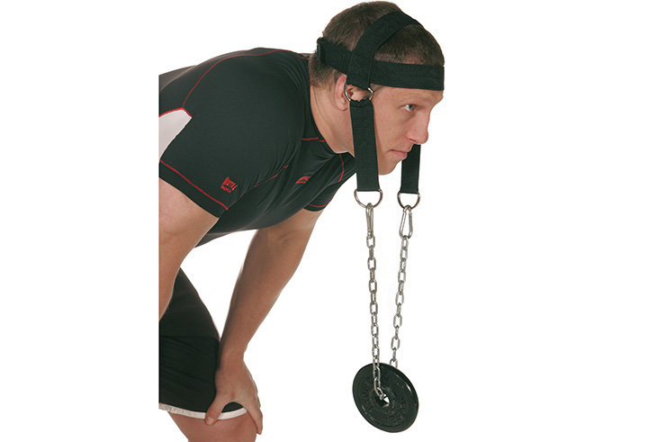 Neck-Sport, Desarrollo muscular - MB2012, Metal Boxe