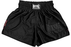Muay Thai and Kick boxing shorts, Black light - TC67, Metal Boxe