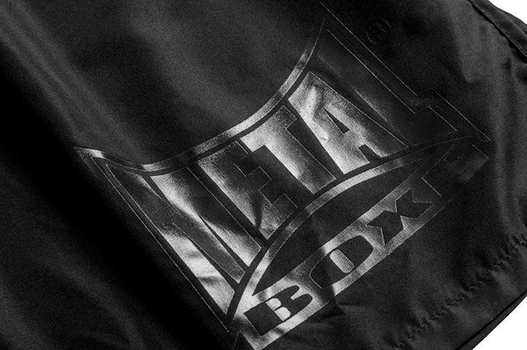 Short Boxeo Thai Black Light''TC67'', Metal Boxe