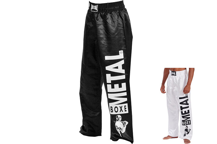 Pantalon Full Contact, Visual - MB59M, Metal Boxe