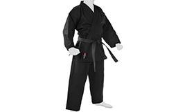 Karate Kimono black, Club - DMKA603, Dojo Master