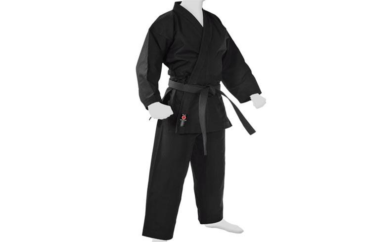 Kimono de Karate negro, Club - DMKA603, Dojo Master