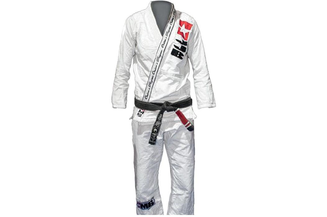 Kimono Jiu Jitsu Brésilien Rio ''MBJB501'', Metal Boxe