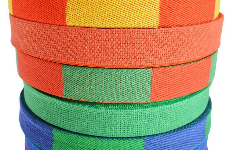 Rollo de cinturón, Judo - ROJ, Metal Boxe