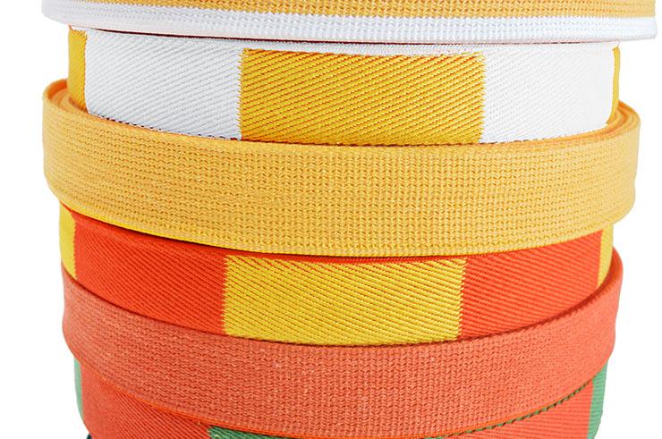 Rouleau ceintures, Judo - ROJ, Metal Boxe