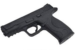Pistola Goma, Glock, Metal Boxe ARE403