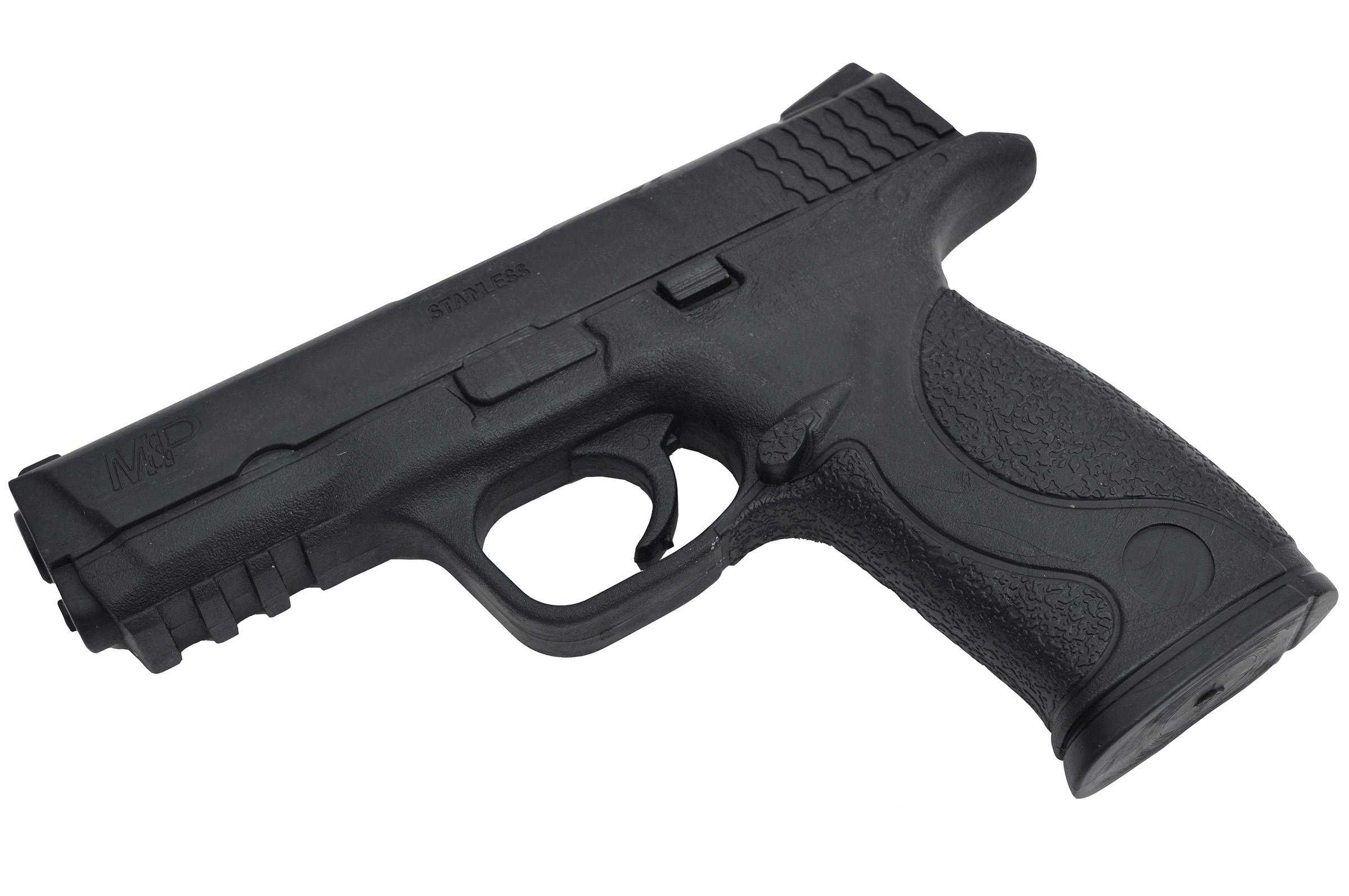 Pistolet Caoutchouc, Glock, Metal Boxe ARE403