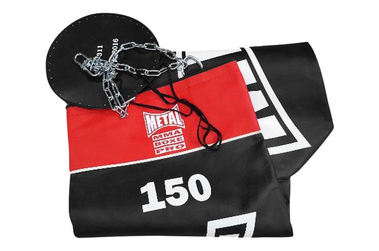Bolsa de Golpeo Vacío , Metal Boxe MB311
