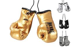 Mini Gloves, Mirror - MB187G1, Metal Boxe