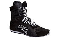 Chaussures Demi Hautes Boxe Anglaise Viper II, Metal Boxe CH200