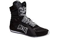 Chaussures Demi Hautes Boxe Anglaise Viper II, Metal Boxe CH200