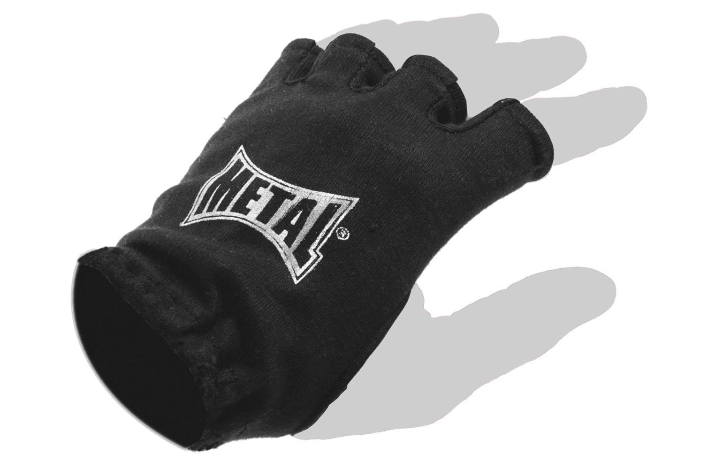 Sous-gants Doigts Coupés, Metal Boxe GA8114N