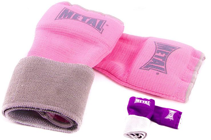 Sous-Gants Max Gel Fitness Boxing, Metal Boxe MB220FV