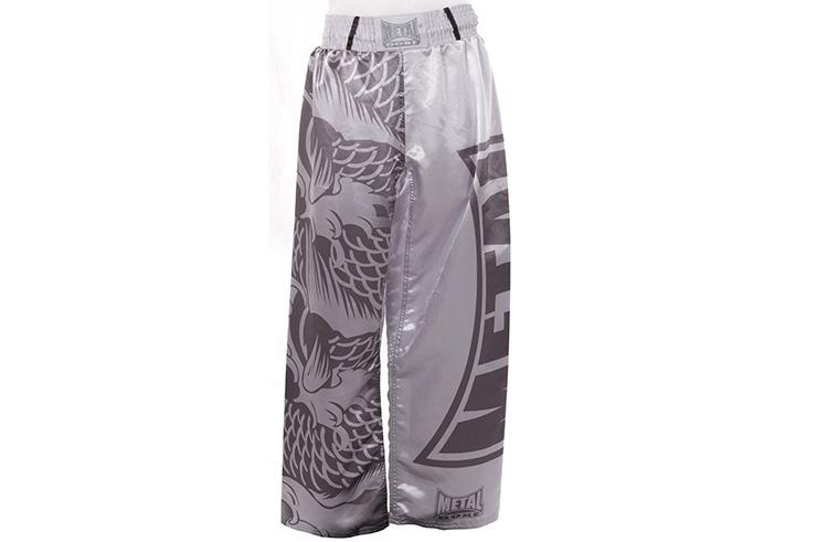 Pantalón Full, Sublimado Dragón, Metal Boxe TC60