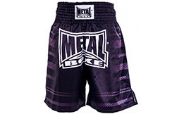 Short Boxe Anglaise Sublimé TC64, Metal Boxe