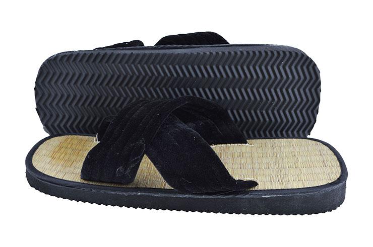 Zoori straw sandals