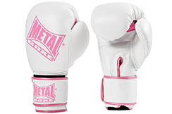Training Gloves - MB200W, Metal Boxe