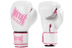 Training Gloves - MB200W, Metal Boxe