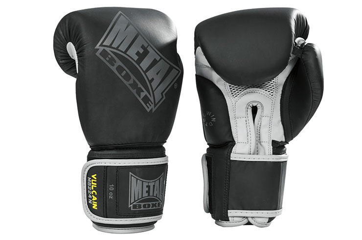 Guantes de boxeo, Vulcain - MB224N, Metal Boxe